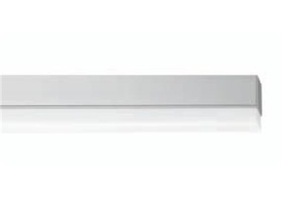 Anbauleuchte Metron 21W/2700°K Kunstglas opal/alu 230V/L=1200 B=36 H=65mm 2820lm