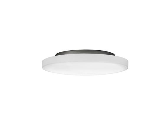 Anbauleuchte PUNTO LED 15W Kunstglas opal 230V/15W LED/ 2700°K / 1790lm / D:320mm / IP34