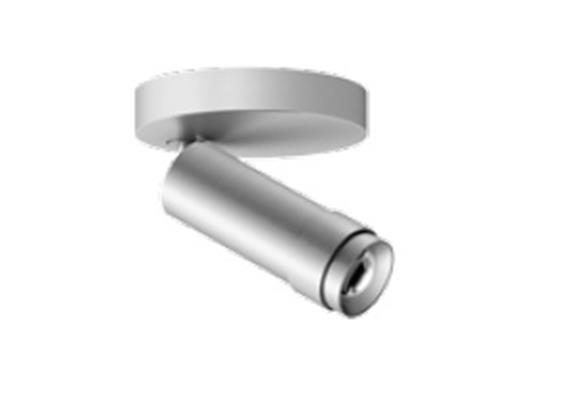 Anbaustrahler Vertico LED 15W 2700°K DALI weiss 230V/ CRI95 1200lm / H=170 D=50 / IP20