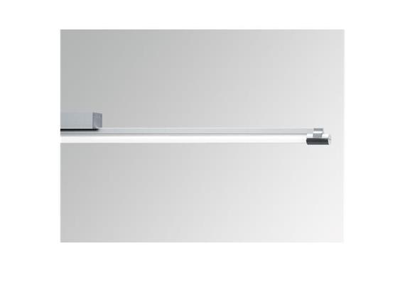 Aufbauleuchte Spina 14/24 W alu matt 230V/L=600mm