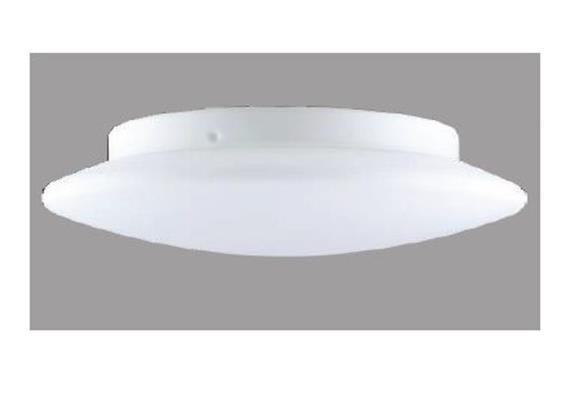 Decken- / Wandleuchte PICO 32 LED 12W weiss matt  LED 12W 3000°K H=71 D=320