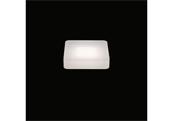 Deckenaufbauleuchte Cubic 9 LED 60° 2.7W 3000°K 24V/DC/9Led IP20 /86x86/H=20