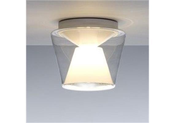 Deckenleuchte Annex 60W Kristallglas/klar small 240V G9 H=13cm D=14cm