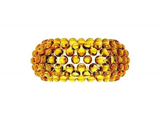Deckenleuchte Caboche Goldgelb 240V/R7s 1x150W D=50 H=19