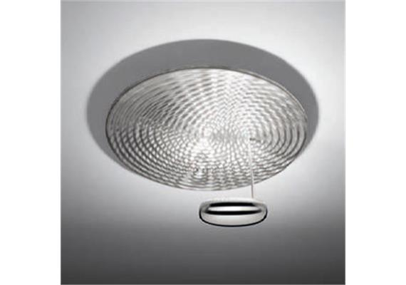 Deckenleuchte Droplet Mini Led 35W nickel sat. 230V/24V 1x35W/ D=600 H=340