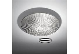 Deckenleuchte Droplet Mini Led nickel sat. 230V 24V 1x29W 3000K 1249lm D=600 H=340