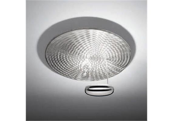 Deckenleuchte Droplet Mini Led nickel sat. 230V 24V 1x29W 3000K 1249lm D=600 H=340