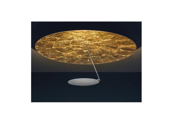 Deckenleuchte Lederam C150 LED 17W gold-weiss  230V/1700lm 2700K D=50 H=260mm