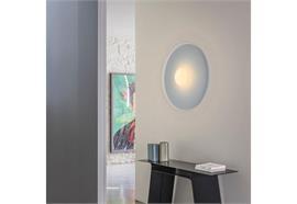 Deckenleuchte Top / 3x13.4W LED 2700K Blue  230V / IP20 3300lm D=90/H=11.5cm
