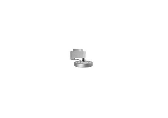 Deckenleuchte U-Turn-23-SI-SI 230V LED 20W 2700K 780lm silber