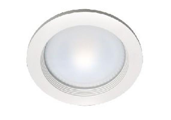 Einbauleuchte LED 15W 2700°K starr weiss Ausschnitt=165mm / D=190mm / ET=68mm