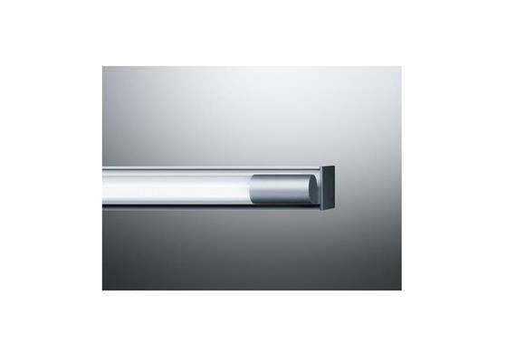 Einzelleuchte Spinaquick 21/39W alu matt 230V/L=900mm, B=37mm H=35mm 1-10V dimmbarem EVG