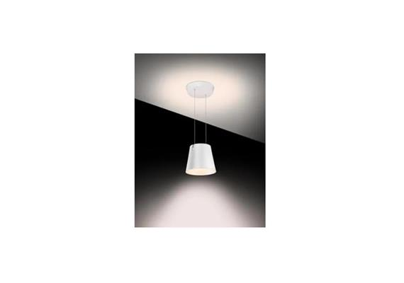 Hängeleuchte FEZ D COB-LED weiss 240V/ 38W 3700lm 2700°K CRI 80 IP20