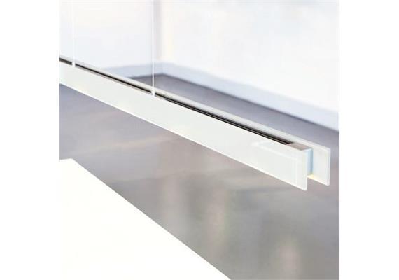 Hängeleuchte Individual Comfort White/ Glas weiss  240V/ 20 Power LED 24W 1440lm