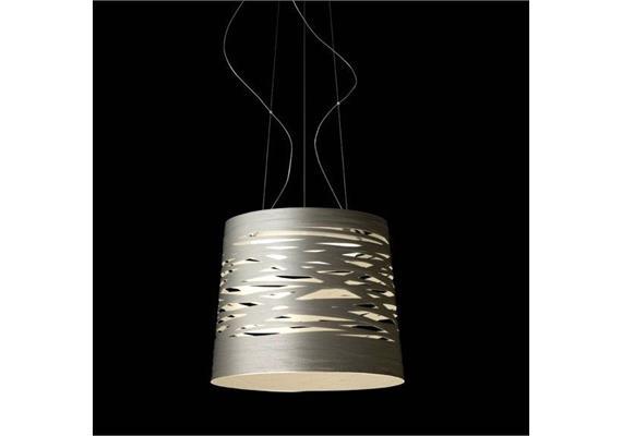 Hängeleuchte Tress grande LED 35W weiss  lm3665 3000°K Diff=48x41 H=max.361 IP20