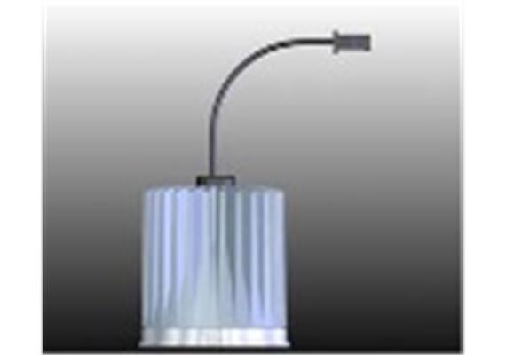 LED MR16 Modul 9.2W/36° 3000°K warwmweiss D=50mm H=60mm / 350mA 640lm CRI: 85