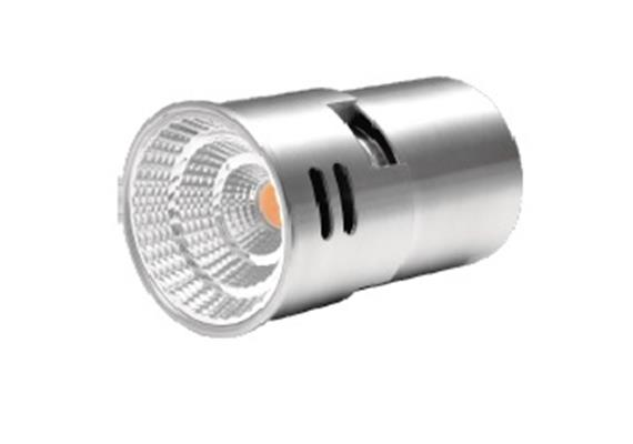 LED MR16 Modul Prof. 9.8W/45° 2700°K H=75mm / 350mA 765lm CRI: 85