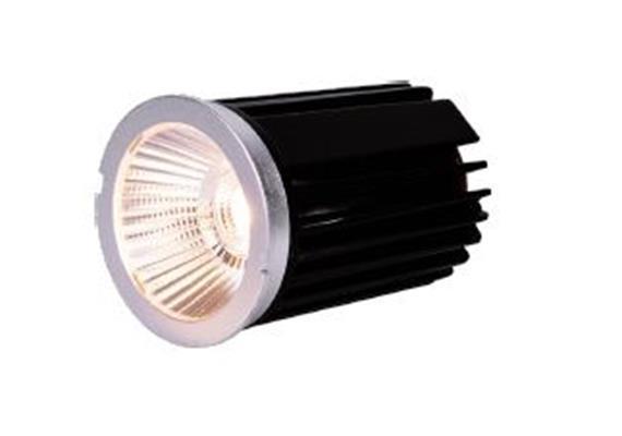 LED MR16 Modul Prof.V10 - 12.4W/40° CRI-90 2700°K  H=71.5mm DC 450mA 1180lm IP20