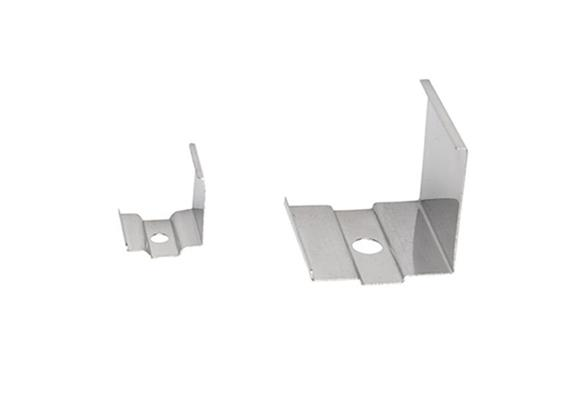 Montageklammer Angle  22x22mm