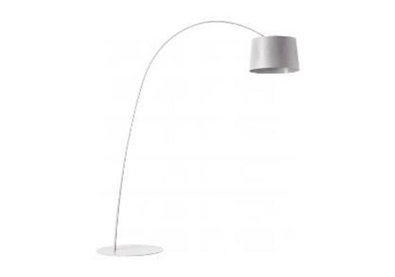 Steh- Bogenleuchte Twiggy LED weiss 240V/33W 3000°K inkl. Dimmer 2920 lm