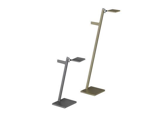 Steh-Leseleuchte Roxxane LEGGERA 101 CL d. bronze 230V LED6.5W 2700°K 25-800lm IP20 CRI90