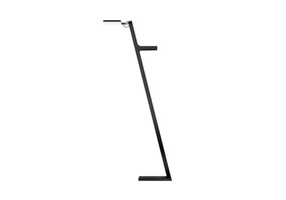 Steh-Leseleuchte Roxxane LEGGERA 101 CL schwarz 230V LED6.5W 2700°K 25-800lm IP20 CRI90