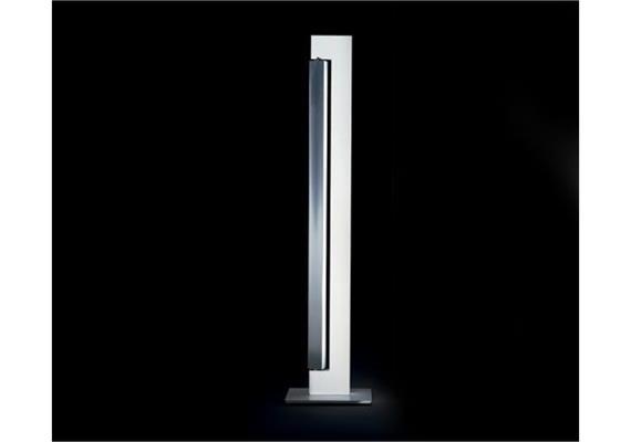 Stehleuchte ARA LED+LED MK3 weiss /weiss 240V/ 24W+40W