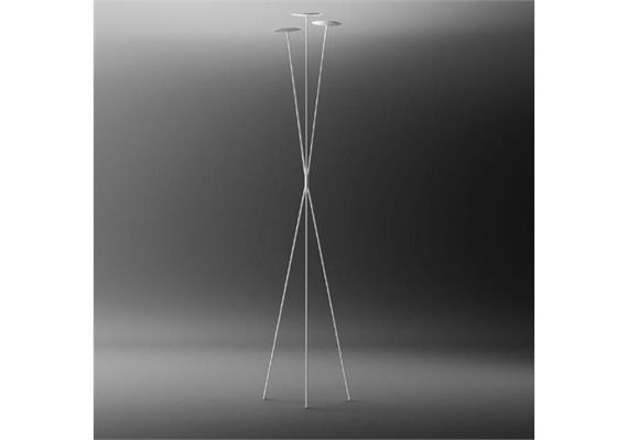 Stehleuchte Skan 30 Grafit LED  LED/ 3x 6.7W 350mA H= 198/ D=37x43cm