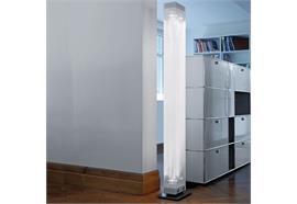 Stehleuchte Twilight-10 Kunstglas 64W LED 240V/ LED 64W 2700° H=1880 B=225 T=230mm