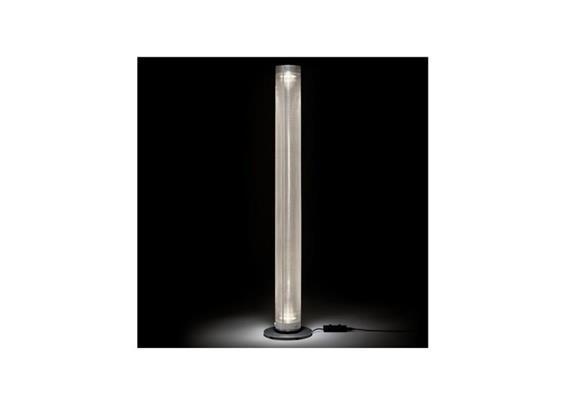 Stehleuchte Twilight-360° 65W Kunstglas Alu 240V/ 7120Lm CR80 2700° H=1880 D=180 IP20