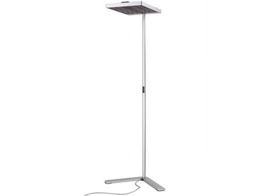 Stehleuchte XT-A Floor LED OSA satin/black LED, 95W, 3500°K, sensor HxLxB/193x60x39cm