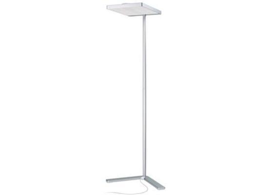 Stehleuchte XT-A Floor LED OSA satin/white LED, 95W, 3500°K, sensor HxLxB=193x60x39cm