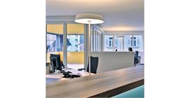 Stehleuchten Büro LED