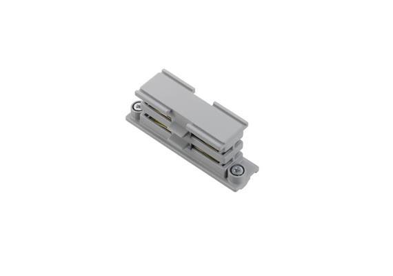 Stromschiene-Verbinder 3Ph silber