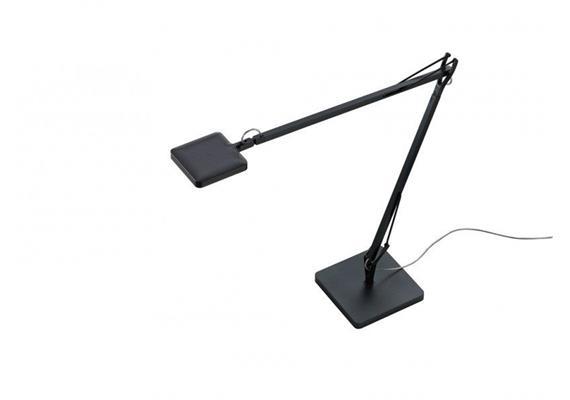 Tischleuchte Kelvin LED basis anthrazit  30 TOP LED 3000 K/ H=435mm L= 581mm