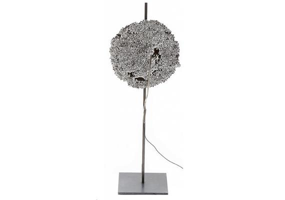 Tischleuchte Moon AMETISTA LED 230V 1x1W LED 2700°K inkl.Dimmer