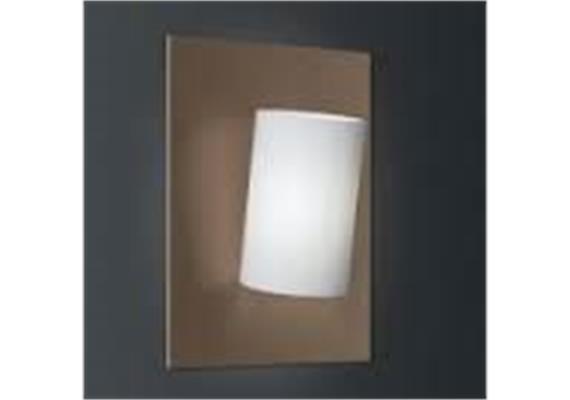 Wandleuchte Affix parete gold 240V/E27 1x150W H=41.5 B=31 T=15