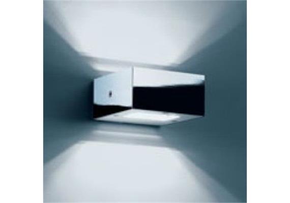 Wandleuchte Air maxx 10-100 HP Chrom 240V /G9 max. 25/40W L=100 H=50 T=100