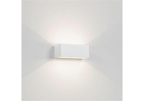 Wandleuchte Gala LED WW weiss 100-240V 4x 1.1W 480lm 3000°K CRI80 IP20