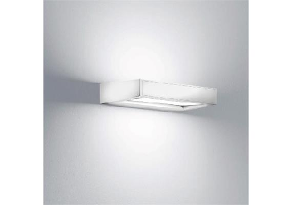 Wandleuchte GAP X LED 12W weiss 240V 3000K 660lm Up/Down IP65