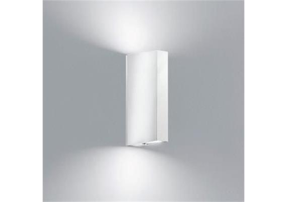 Wandleuchte GAP Y LED 12W weiss 240V 3000K 660lm Up/Down IP65