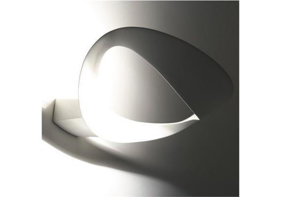 Wandleuchte Mesmeri LED 28W silber dim 2700K  230V 2450lm CRI 90/ Switchdim