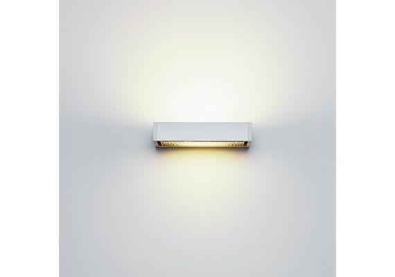 Wandleuchte SML LED M 23W weiss Gläser satinée 240V 23W 2700K 1500lm