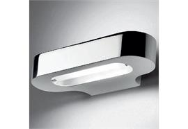 Wandleuchte Talo parete LED, Chrom 2x9W 3000°K ww 2x750lm IP20